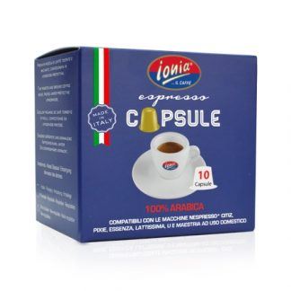 Ionia - 100% Arabica Nespresso